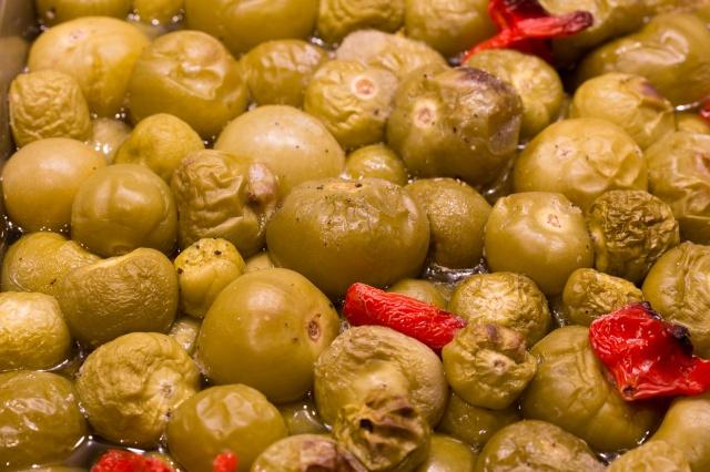 tomatillos for green sauce